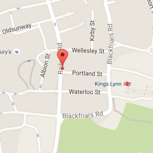 Google Map of The Lampshop